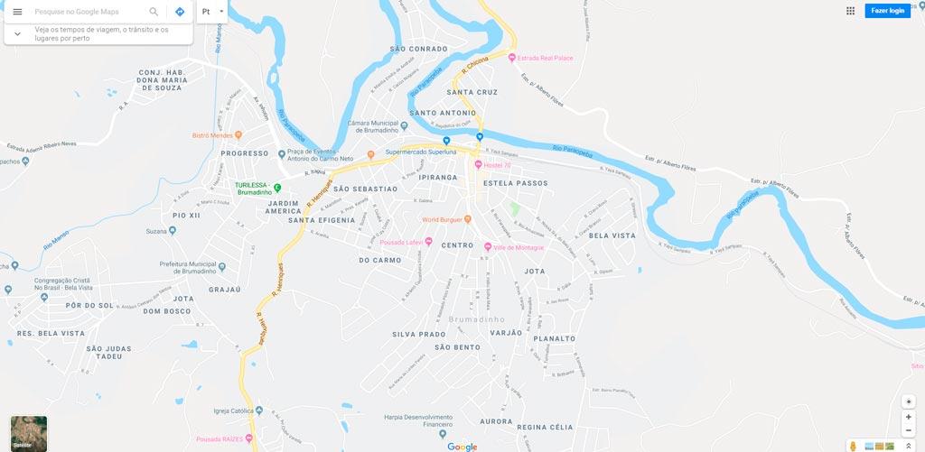 Google Meu Negócio x Google Maps