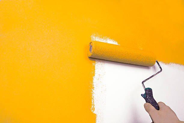 pintura da parede