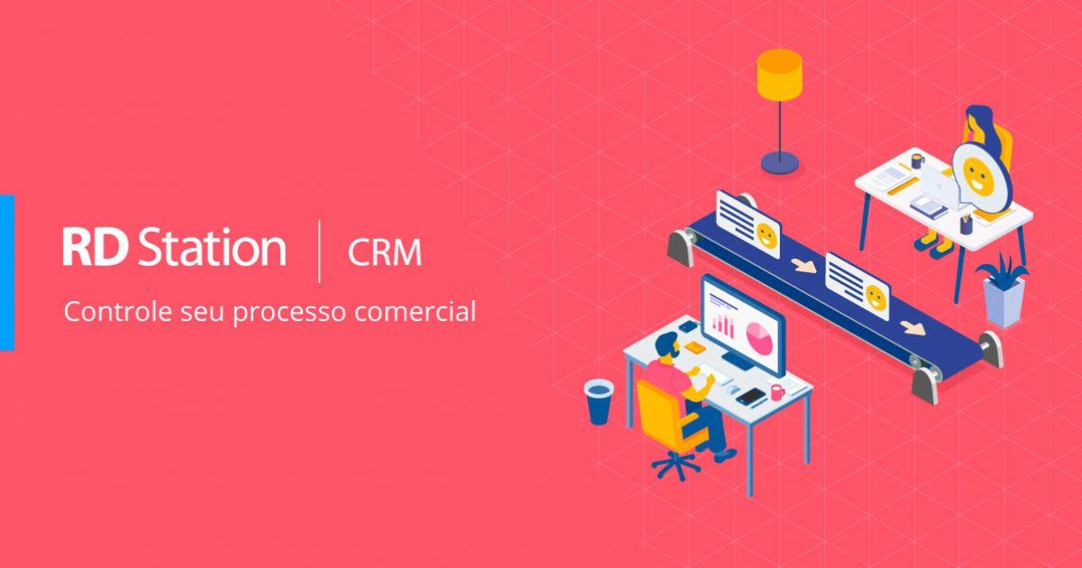 CRM Ferramenta - RD Station CRM