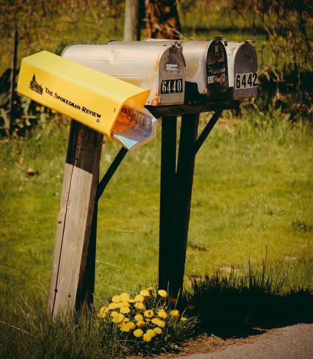 copywriting - correio dos eua