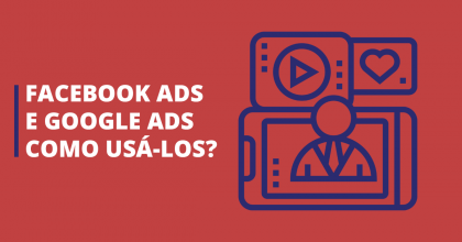 FB - Facebook ads e Google ads